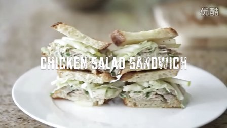 鸡肉沙拉三明治 Chicken Salad Sandwich _ Byron Talbott