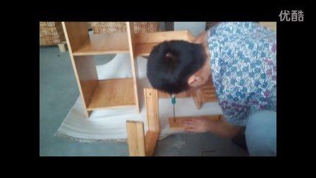 47★YT-1001电脑桌(楠竹)