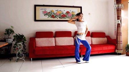 京京广场舞:《快乐给力》  编舞:青儿