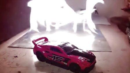 【模玩】風火輪 CUSTOM 15 FORD MUSTANG 福特 野馬 合金小車 hotwheels 車模 模型評測