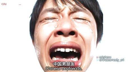 男朋友好可怜!外国人眼中的中国圣诞节