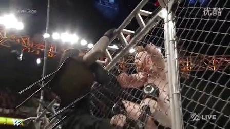 【Raw 12/21】安布罗斯大战希莫斯 伦斯为兄弟两肋插刀