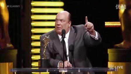 2015摔美奖之年度撕逼大战 大布不屑于现场领奖