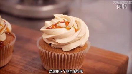 【大吃货爱美食】圣诞特辑——英式早茶杯子蛋糕~ 151223