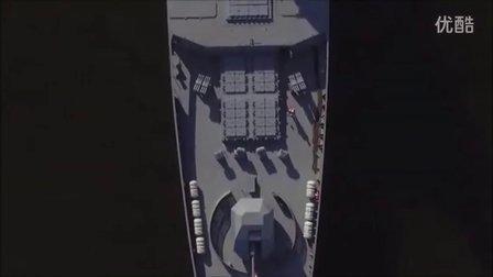 俄海军22350型护卫舰戈尔什科夫海军上将号宣传片