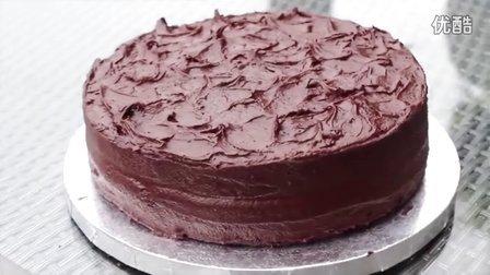 【蛋糕制作】CHOCOLATE CAKE FROM SCRATCH