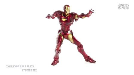 Sentinel Re-Edit Extremis 千值练 钢铁侠 绝境装甲 Iron Man Action Figure Review