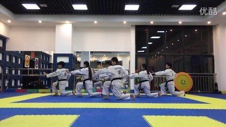 【Grass】郑州小草跆拳道-作品展示-(跆拳舞)6、草-青青草