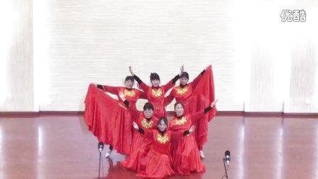 舞蹈主赐福如春雨马鞍山市基督教蒙恩堂2015年平安夜圣诞节晚会