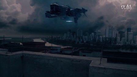 【特效新球】02外星飞船入侵地球特效教程