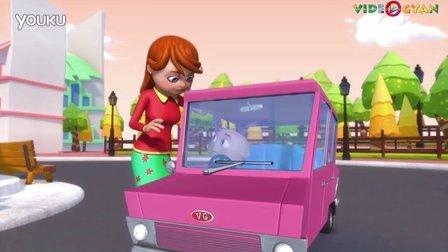 海豹Kid 英文儿歌 五个小宝贝开车 Five Little Babies Driving a Car 五个小宝贝开车 Five Little Babies Driving a Car