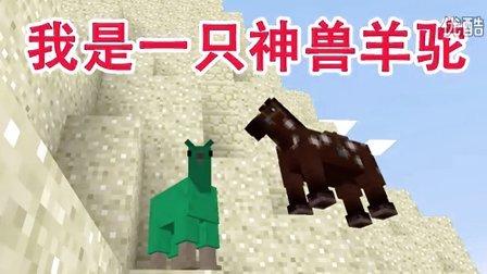 天骐我的世界我是一只神兽羊驼EP11 我的露天砖窑厂