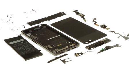 7种螺丝单片主板 锤子Smartisan T2拆解视频