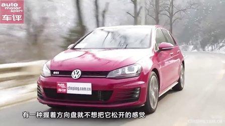 ams车评网 夏东评测高尔夫7 GTI 试驾评测视频