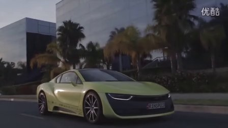 Rinspeed公司 展示无人驾驶汽车Etos概念车