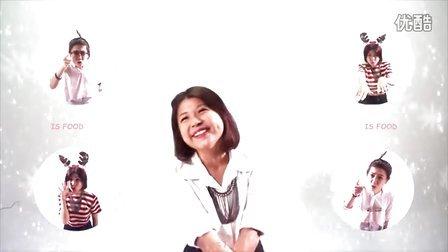 STELLA 谢慧娴 & VEE 易薇倪 - ALL I WANT FOR CHRISTMAS IS FOOD (圣诞搞怪KUSO歌)