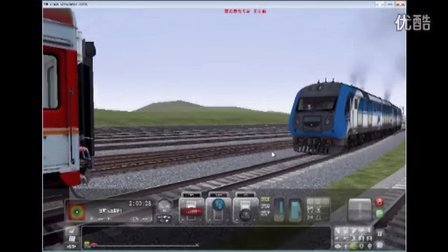 TS2016 沈大线DF11G挂车
