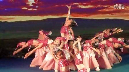 唐芸舞苑强化班-国音杯2016-傣族舞《鱼跃欢歌》