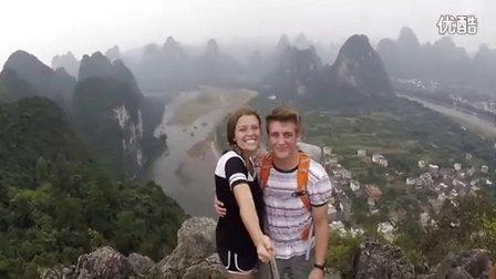 幸福老外情侣在中国(5集)