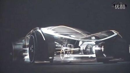 PPT造车第一款Faraday(法拉第)Future FFZERO1 Concept