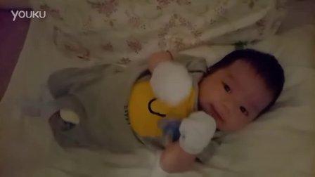 【陶德生活記錄】小寶寶吃奶嘴練B-box