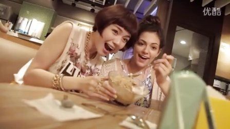 Bethany Mota in Taiwan  sightseeing, shopping, massage, and a lot of fun!