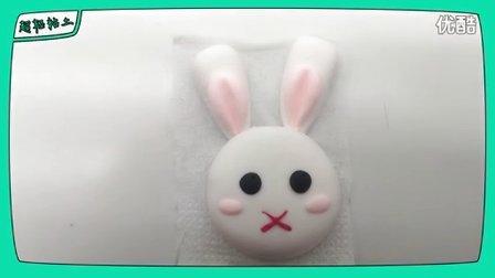 卡通萌脸  动物乐园     兔斯基 流氓兔 超轻粘土 手工制作 巧虎来了 托马斯玩具小火车 挖掘机 汽车