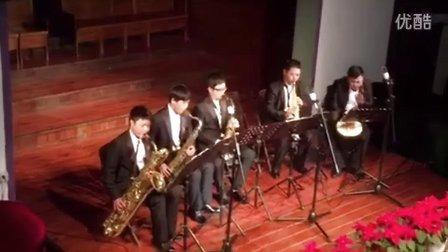 顾老师教管乐-铜时代演奏  圣诞颂歌