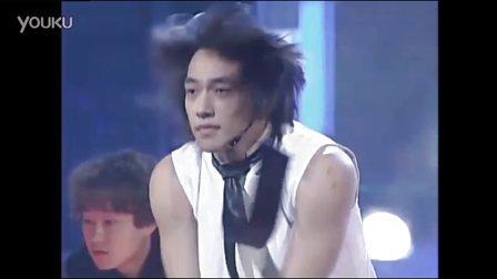 021213 SBS金唱片奖 Rain 舞蹈表演+【坏男人】