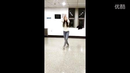 牛仔美女热舞 - 舞蹈