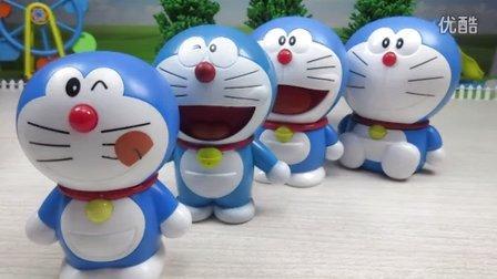 奇奇和悦悦的玩具 2016 哆啦A梦 奇趣蛋 朵拉超级飞侠小企鹅啵乐乐 哆啦A梦奇趣蛋