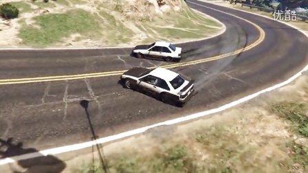 GTA5 AE86 卡林福多 山道漂移 飘移