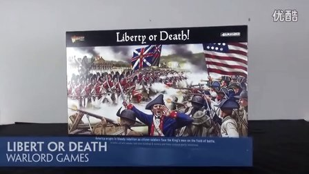 Warlord Games, Liberty or Death Unboxing