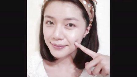 歌劇魅影_瓷娃娃系列,PERI 素顏示範 Kryolan foundation makeup tutorial