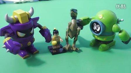 赛尔号6苍穹烈火旋风激战 仿乐高幻影忍者 积木恐龙世界 大力金刚葫芦娃 葫芦兄弟