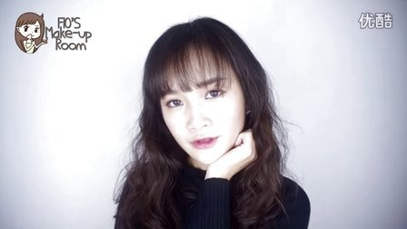 韩系亮眼妆 @颖怡fio