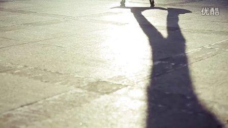 滑板教学_瓮楠_HEEL FLIP教学