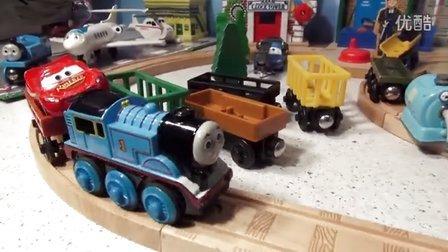 托马斯和他的朋友们 赛车总动员 多拉 天线宝宝 小火车 动画