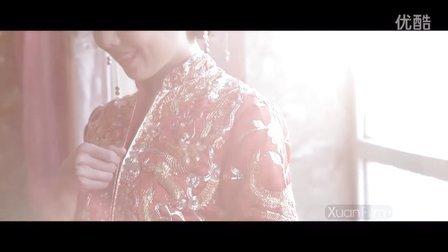 XuanFilm 婚礼现场快剪 1.15 (太原婚礼跟拍 太原婚礼微电影)