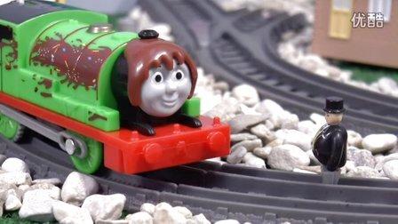 托马斯和他的朋友们:巧克力工厂恶作剧 好热闹蝙蝠侠里的小丑也来了 Thomas