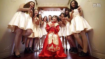 视频:2016.01.16【昆明.公园1903】H&Z Wedding 婚礼 微电影 MV  同天即时剪辑