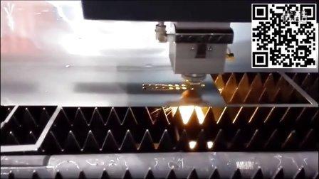 特思德激光500瓦800瓦光纤激光切割机视频