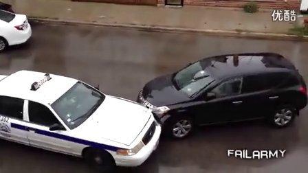 搞笑视频,各种奇特撞车瞬间集锦,够奇特了。