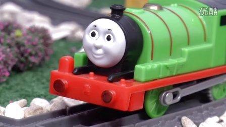 托马斯和他的朋友们 培西送巧克力的故事 Thomas 小火车