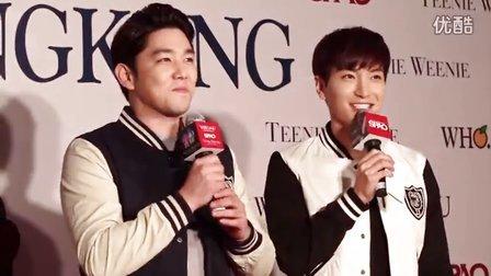 【SPAO/WHO.A.U/TeenieWeenie】HK Grand Opening 三大品牌香港开业盛况