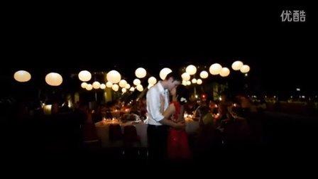 Melissa & Pierre 巴厘岛海外浪漫婚礼