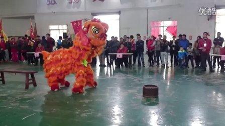 2016 大瀝鎮 傳統獅大賽 - 聯安@盆青