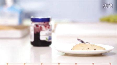 i烘焙美食实验室 2016 蔓越莓淡奶油司康 03