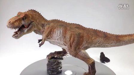 【初丁模玩分享04】侏罗纪公园 REBOR帝王暴龙