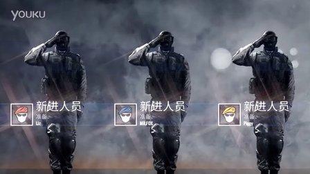 《彩虹六号:围攻》搞笑片段&玩家战斗